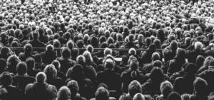 Generic crowd image