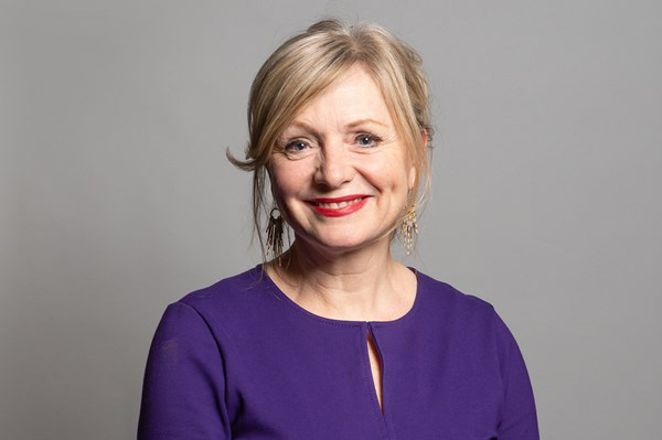 Shadow culture industries minister Tracy Brabin