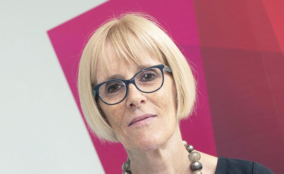 Prospect's senior deputy general secretary, Sue Ferns