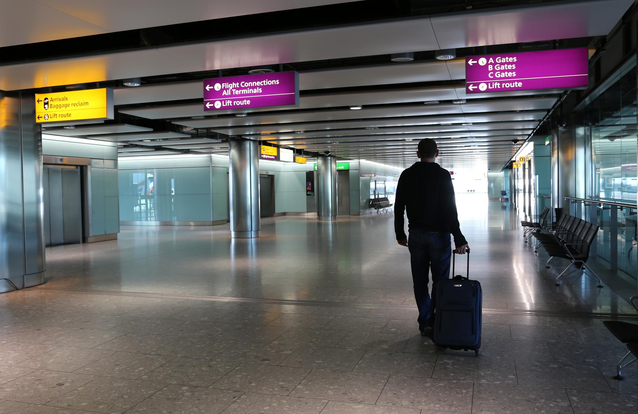 Heathow airport