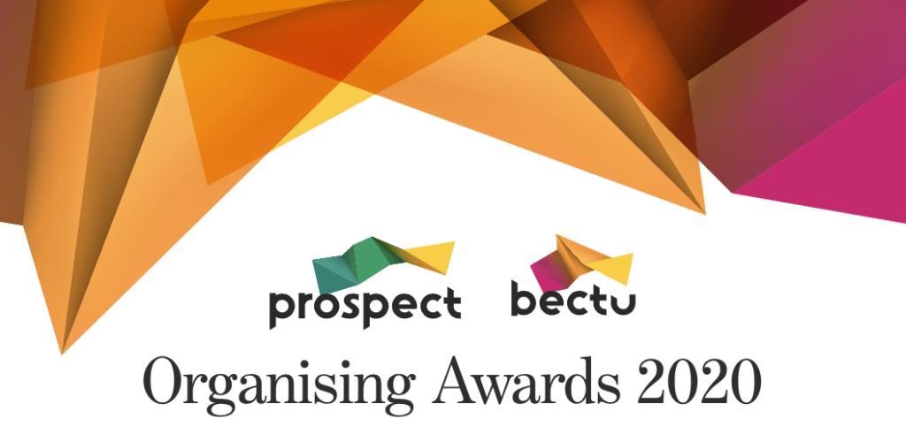 Organising Awards