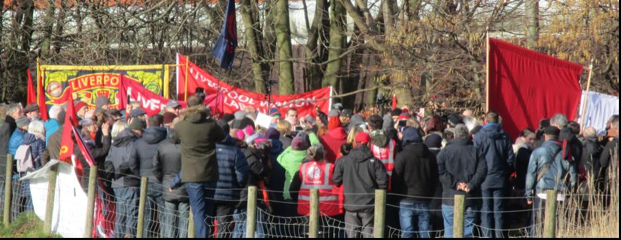 Robert Tressel Rally 2019
